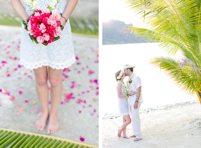 Bora Bora French Polynesia Destination Wedding Photographer