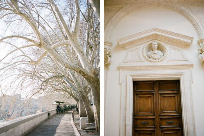 Destination Wedding Photography, Rome Italy