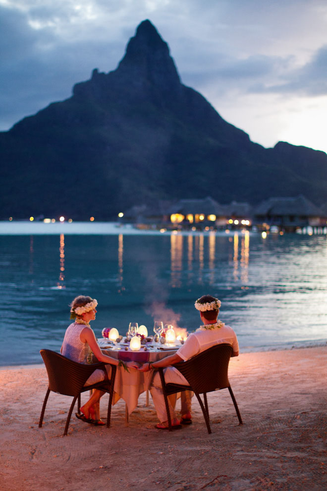 Destination Wedding Photographer Bora Bora